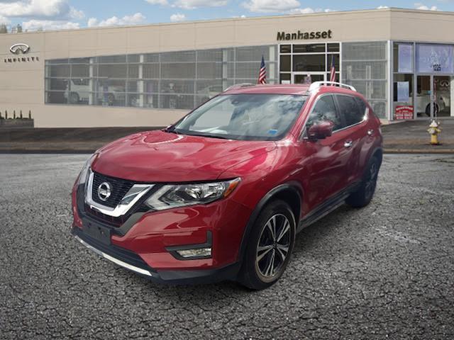 2017 Nissan Rogue Sport SL [17]