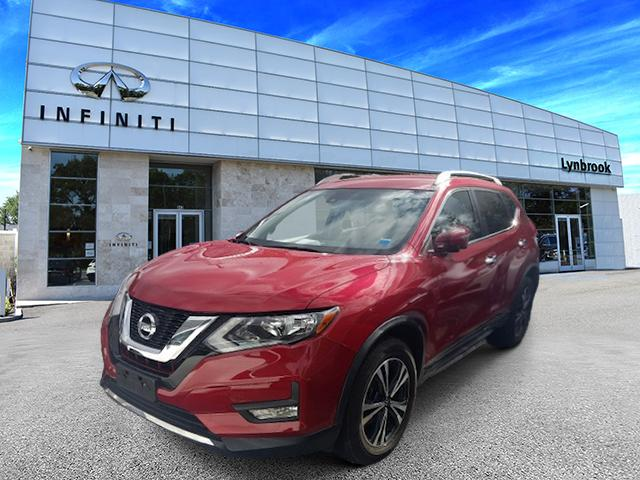 2017 Nissan Rogue Sport SL [19]