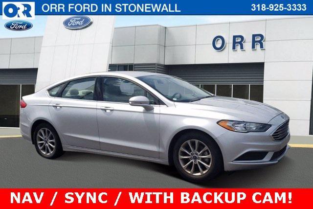 2017 Ford Fusion SE [0]