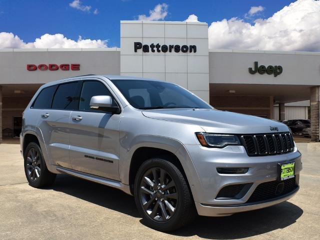 2018 Jeep Grand Cherokee High Altitude [18]