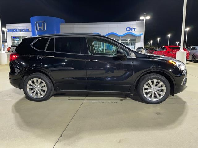 2018 Buick Envision Essence [3]