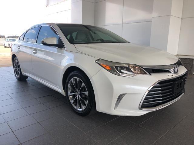 2016 Toyota Avalon XLE Plus [8]
