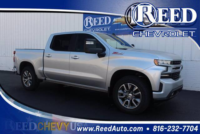 2020 Chevrolet Silverado 1500 RST for sale in Saint Joseph, MO