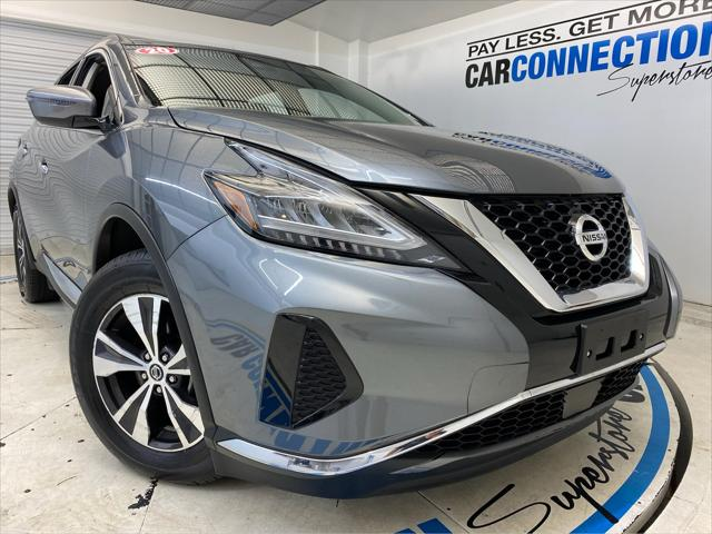 Pre-Owned 2020 Nissan Murano SV