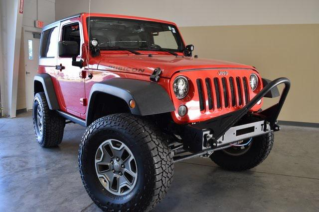 2014 Jeep Wrangler Rubicon [3]