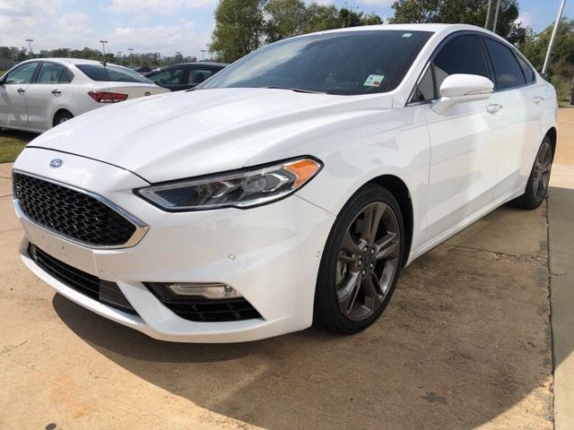 2018 Ford Fusion Sport [3]