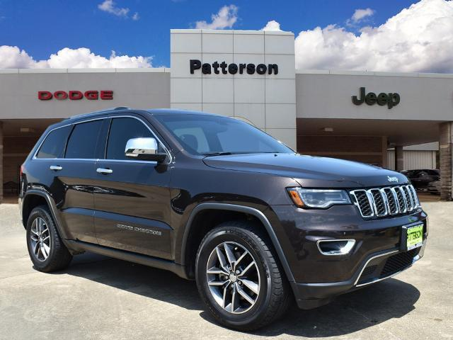 2017 Jeep Grand Cherokee Limited [3]