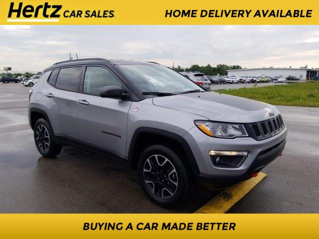 2019 Jeep Compass Trailhawk for sale in Louisville, KY