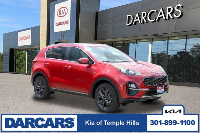 2021 Kia Sportage S for sale in Temple Hills, MD