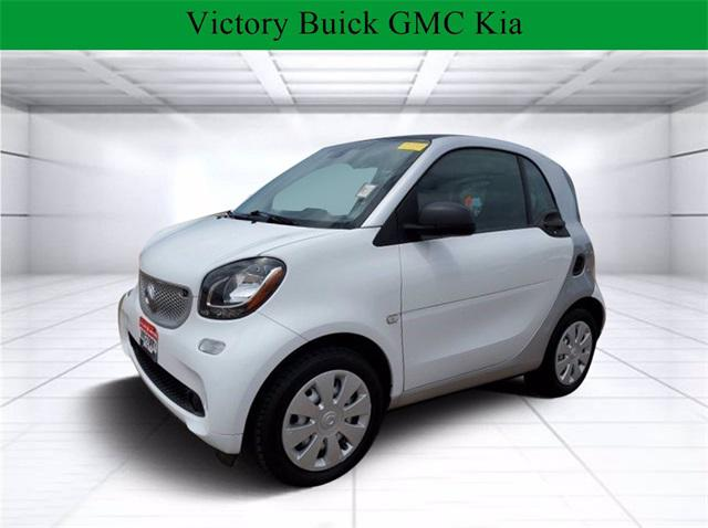 2016 smart Fortwo Pure [1]