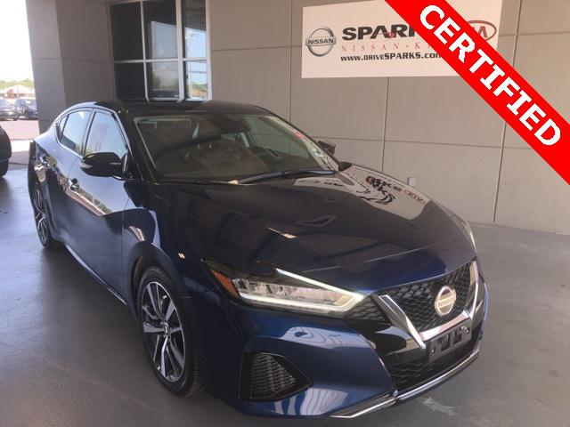 2020 Nissan Maxima SV [16]