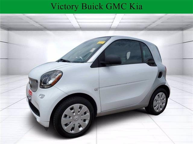 2016 smart Fortwo Pure [0]