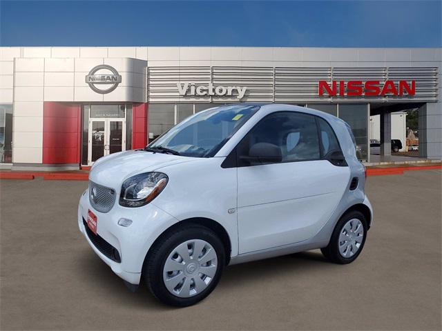 2016 smart Fortwo Passion [5]