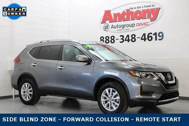 2019 Nissan Rogue SV for sale in Gurnee, IL