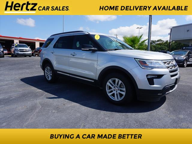 2018 Ford Explorer XLT for sale in San Antonio, TX