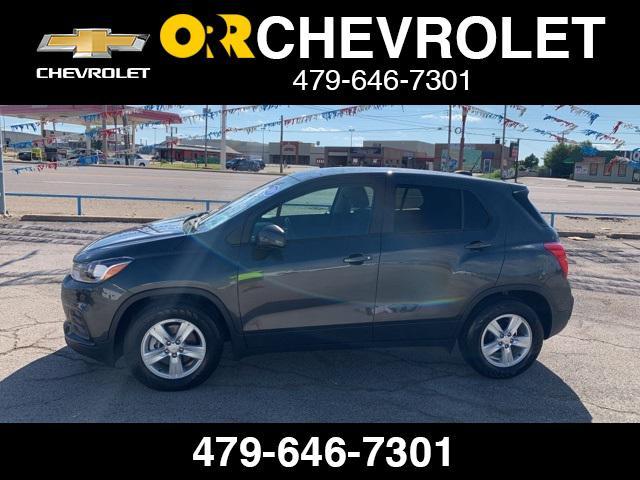 2019 Chevrolet Trax LS [4]
