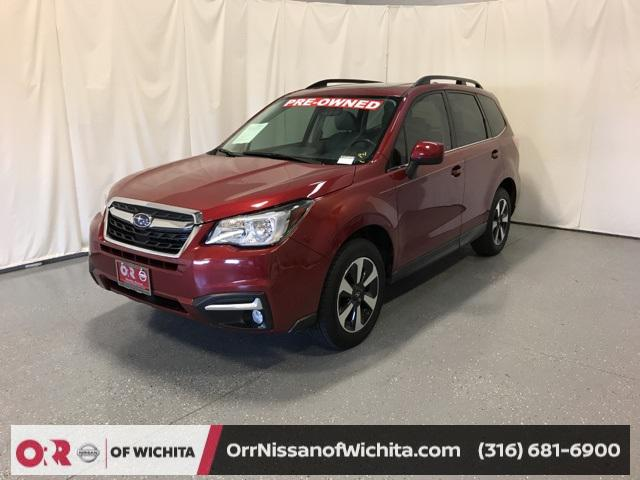 2018 Subaru Forester Limited [0]