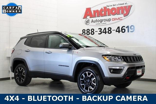 2019 Jeep Compass Trailhawk for sale in Gurnee, IL