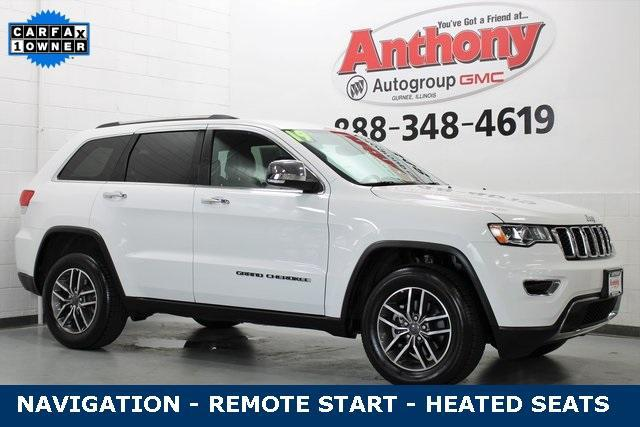 2019 Jeep Grand Cherokee Limited for sale in Gurnee, IL