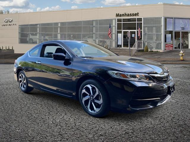 2017 Honda Accord Coupe LX-S [1]