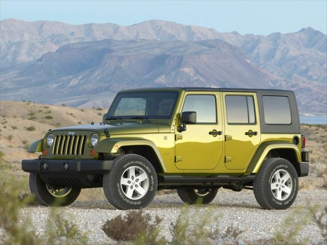 2010 Jeep Wrangler Unlimited SPORT SUV Slide