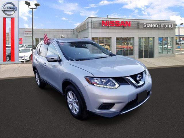 2018 Nissan Rogue SV [1]