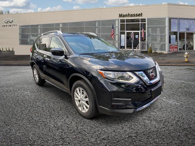 2017 Nissan Rogue SV [6]