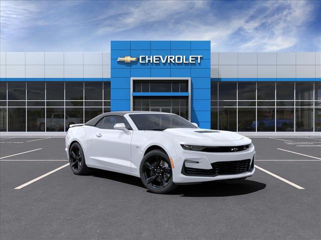 2021 Chevrolet Camaro 2SS for sale in Imlay City, MI