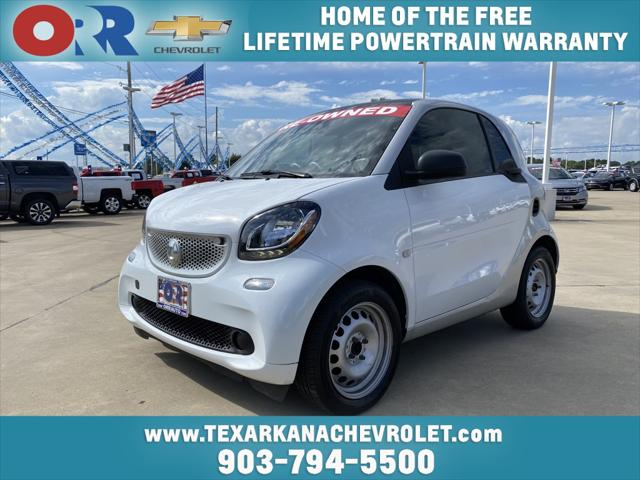 2016 smart Fortwo Passion [19]