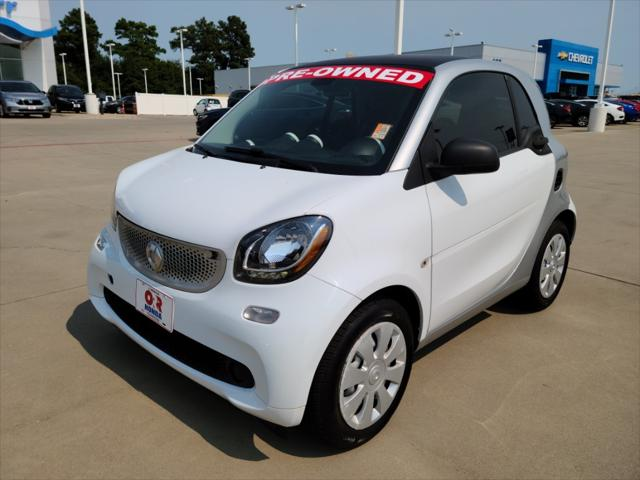 2016 smart Fortwo Pure [10]
