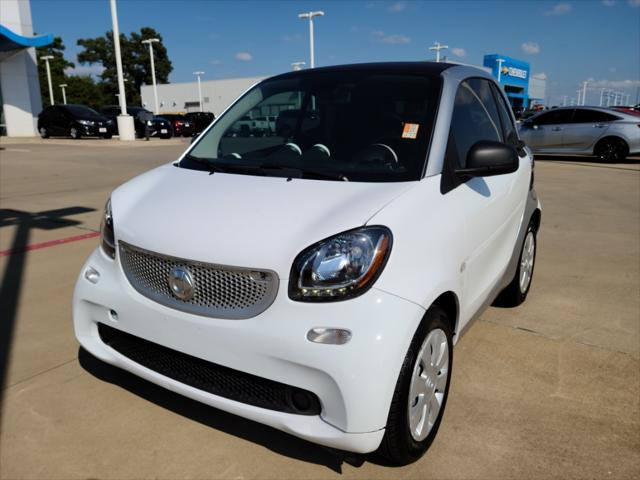 2016 smart Fortwo Pure [4]