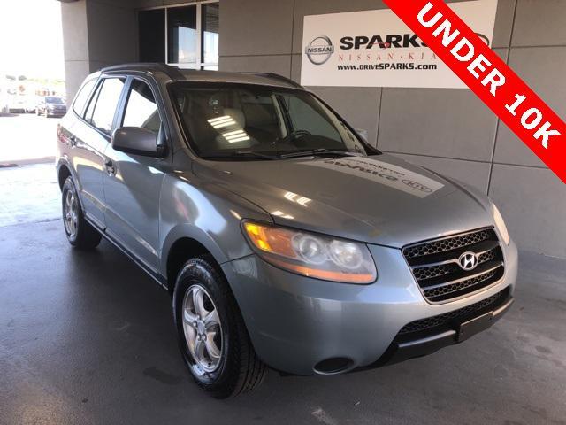 2008 Hyundai Santa Fe GLS [18]