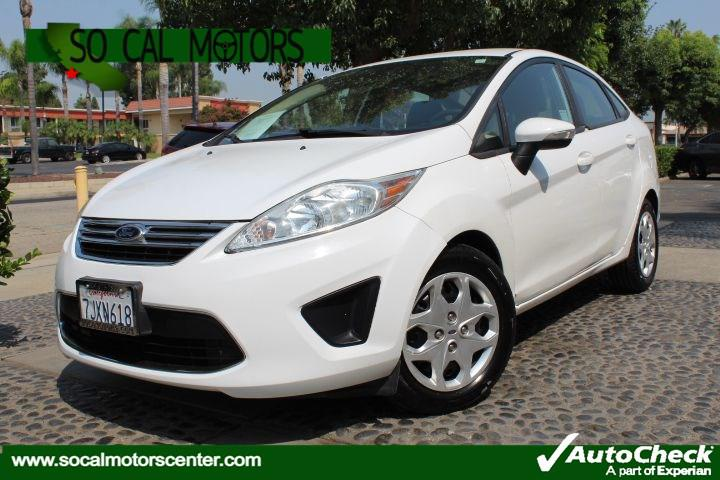2013 Ford Fiesta SE for sale in Montclair, CA