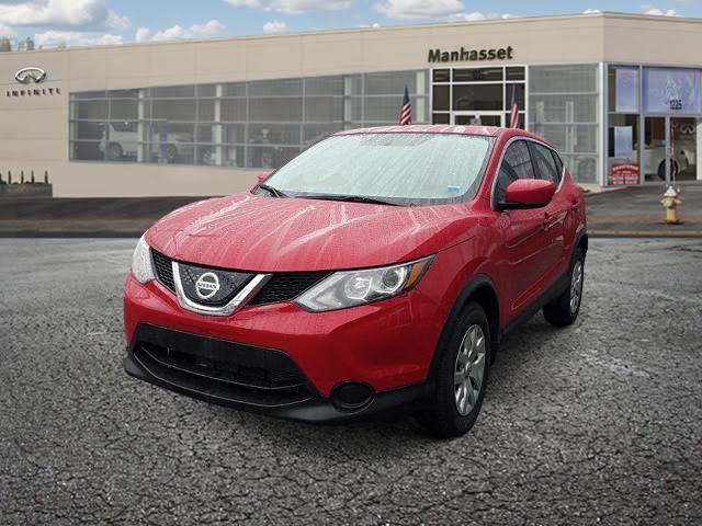 2018 Nissan Rogue Sport S [5]