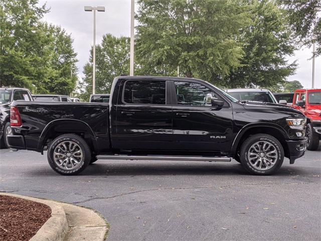 2020 RAM 1500 LARAMIE Short Bed Slide