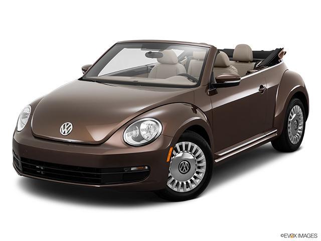 2015 Volkswagen Beetle Convertible 1.8T Classic