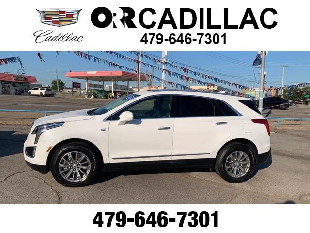 2018 Cadillac Xt5 Luxury FWD [0]