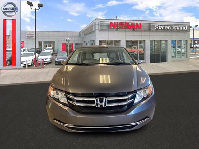 2016 Honda Odyssey EX-L [10]
