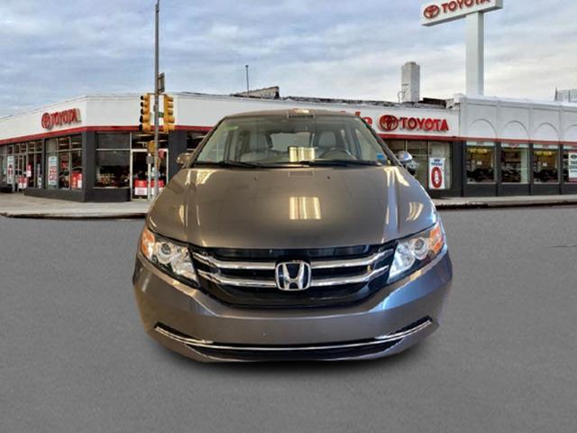 2016 Honda Odyssey EX-L [14]