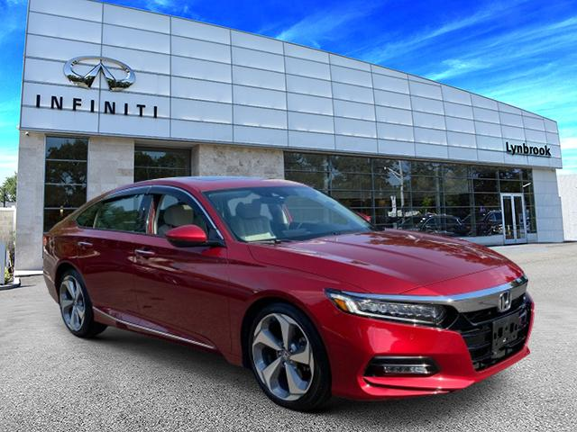 2018 Honda Accord Sedan Touring 1.5T [0]