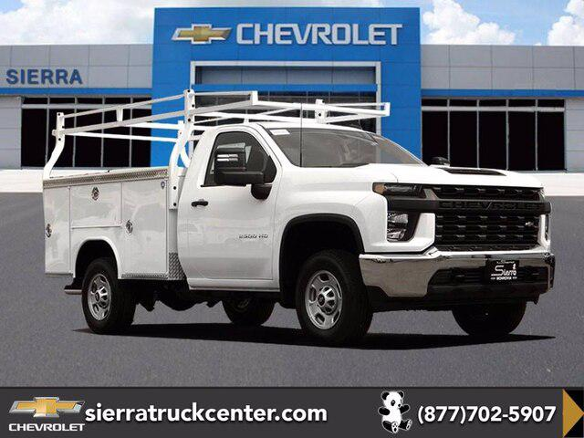 2020 Chevrolet Silverado 2500Hd Work Truck [5]