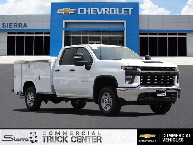 2020 Chevrolet Silverado 2500Hd Work Truck [6]