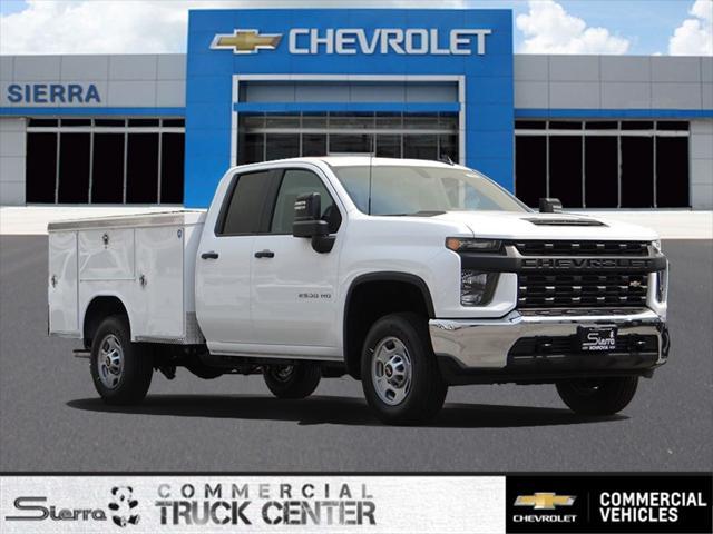 2020 Chevrolet Silverado 2500Hd Work Truck [7]