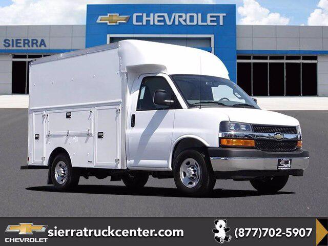 2020 Chevrolet Express Commercial Cutaway Van 139″ [8]