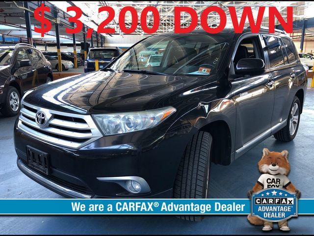 2013 Toyota Highlander Limited for sale in South Hackensack, NJ