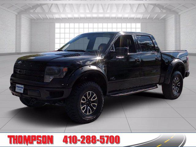 2013 Ford F-150 SVT Raptor for sale in Baltimore, MD