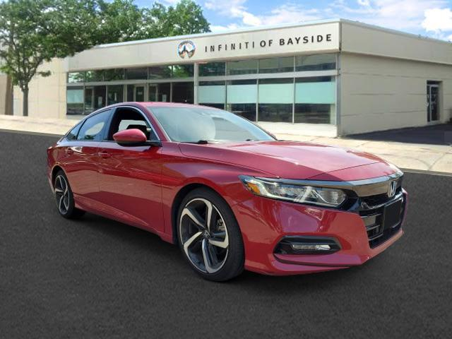 2018 Honda Accord Sedan Sport 1.5T [0]