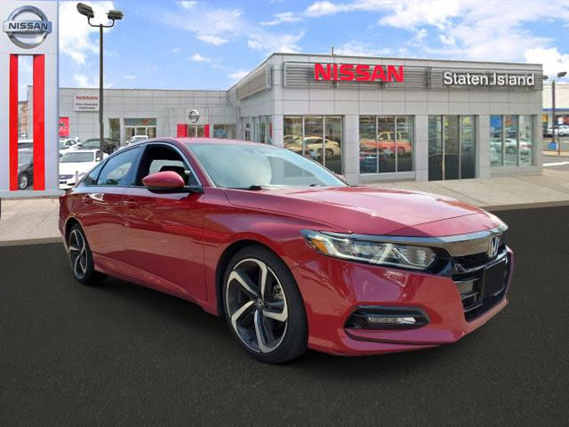 2018 Honda Accord Sedan Sport 1.5T [4]