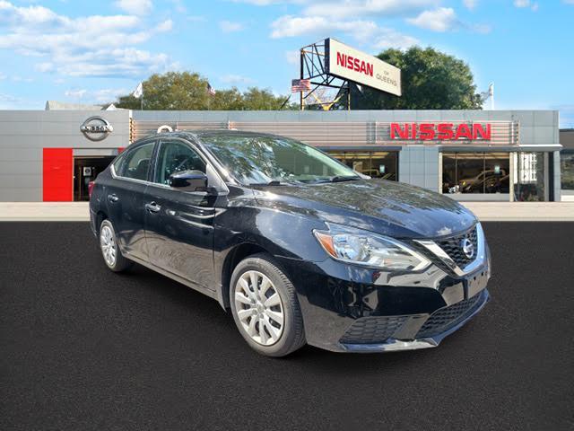 2017 Nissan Sentra S CVT [3]