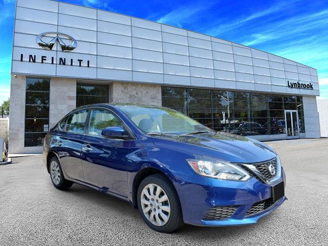 2017 Nissan Sentra S [1]